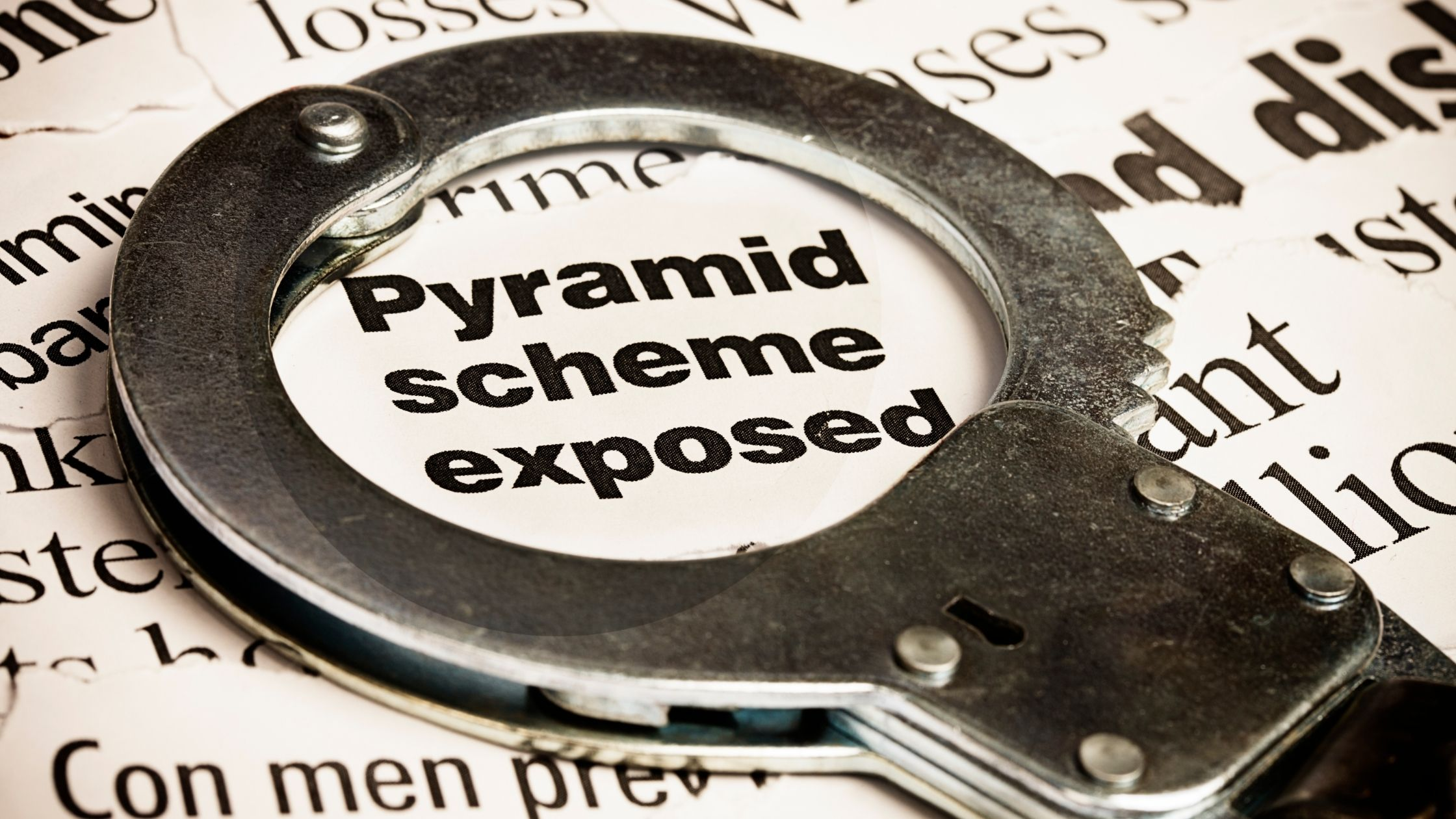 How To Identify A Pyramid Scheme