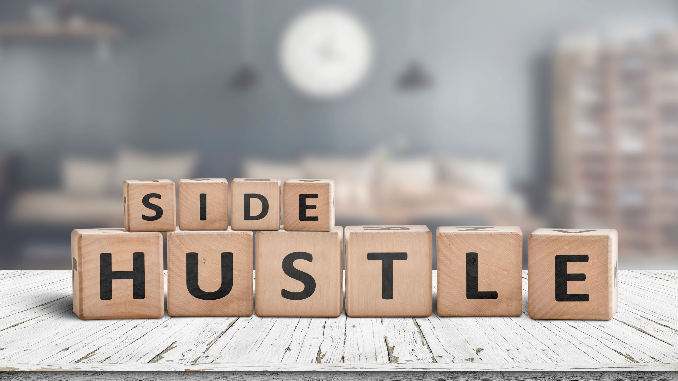 The Best Side Hustles for Writers